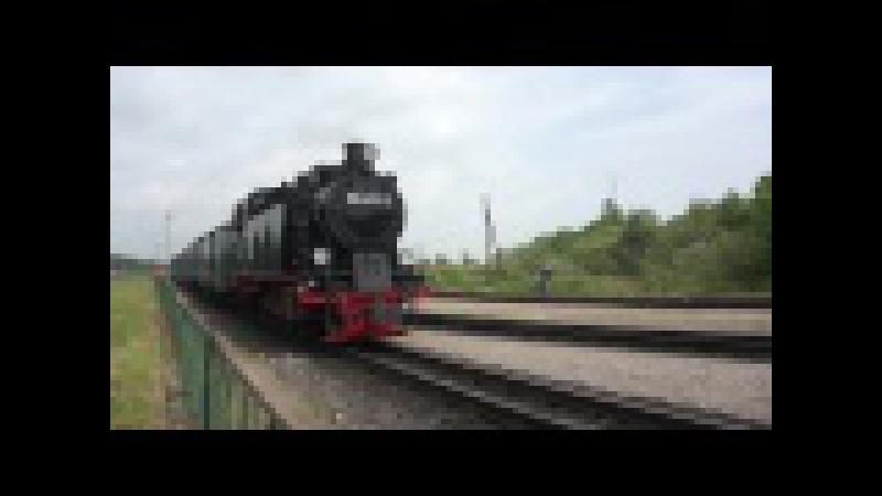 Kleinbahn trifft Schellzuglok- Bahnhofsfest Putbus 2016 mit 01 509, 91 134, 52 Mh, 99 4011 uvm