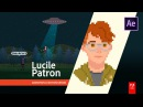 Pixel-art animations with Lucile Patron - live 1/3