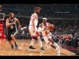 San Antonio Spurs vs Chicago Bulls - Full Game Highlights   Dec 8, 2016   2016-17 NBA Season