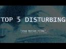 Top 5 Disturbing Stop Motion Films VERY WEIRD
