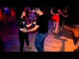 Joel D. &amp Shani Talmor at Club Cache Social Dancing on the New York Salsa Scene (72612)