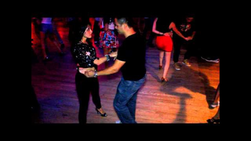 013_Joel D. Shani Talmor at Club Cache: Social Dancing on the New York Salsa Scene (7/26/12)