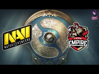 NaVi vs Empire (bo1) The International 7 CIS 26.06.2017