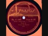 Stepan &amp Haigaz Pharos 548 Zaza Makame Armenian 78 rpm