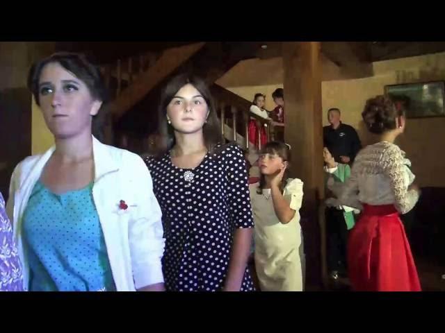 ДИСК 3 Наталя Микола с-чорнолізці 24 09--1 10 2016( Ukrainian wedding)