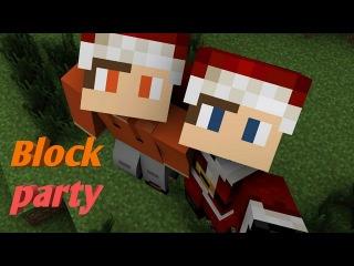 BlockParty VimeWorld №9 неудачник;););)