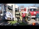 Севастопольские спасатели ликвидировали последствия ДТП с участием троллейбуса