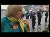Dresden Claudia Roth und die