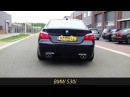 VW Passat B5 W8 vs Mercedes w211 E350 vs BMW E60 530i vs Audi A6 C6 3.2fsi vs Kia Opirus 3.8
