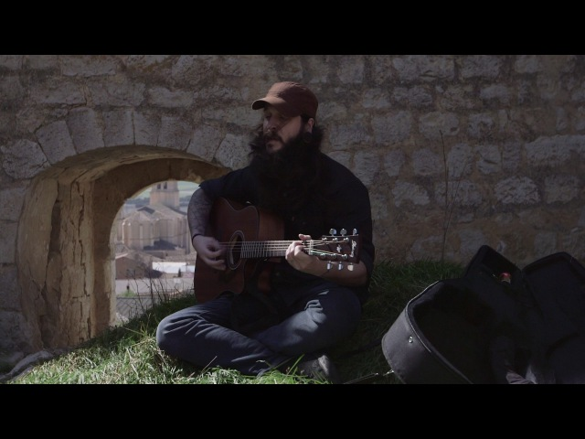 Shawn James –The Thief and the Moon – Live in Mota del Marqués, Spain