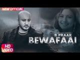 Bewafaai | Full Song | B-Praak | Gauhar Khan | Jaani | Arvindr Khaira | Anuj Sachdeva |Speed Records