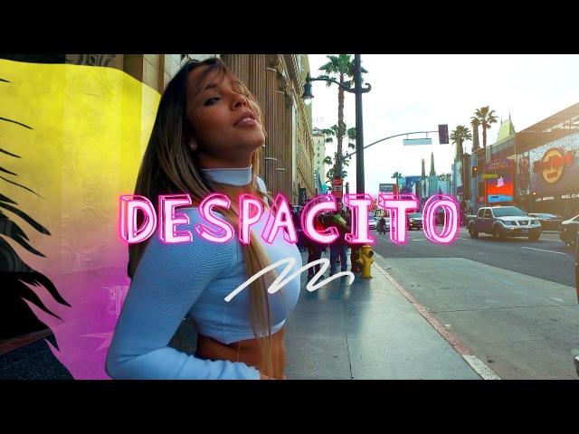 Despacito - Luis Fonsi ft. Daddy Yankee | Magga Braco Dance Video en Hollywood