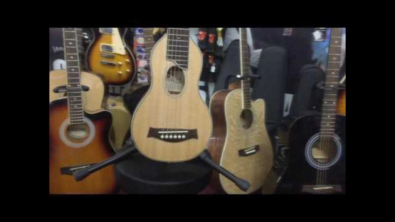 Обзор акустической гитары Oxen TR-10 EQ