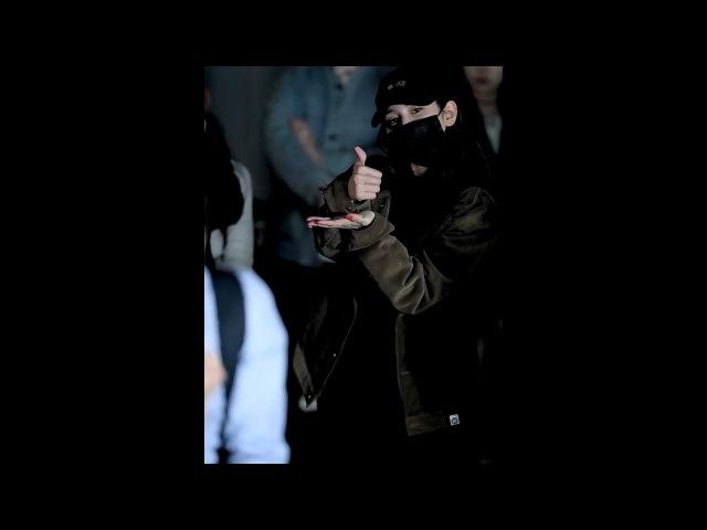 170422 따르릉 발매기념 홍대 플래시몹 홍진영,김영철 따르릉 전소미 직캠 By 델네44