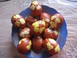 Как очень красиво покрасить Пасхальные Яйца! Easter Eggs Tutorial.