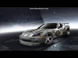 Настройка для драга Chevrolet Corvette C6 6 передач