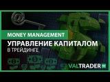Мани Менеджмент, Управление Капиталом в трейдинге.