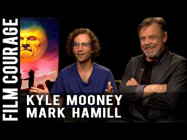The Script Is Everything - Kyle Mooney Mark Hamill on BRIGSBY BEAR