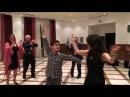 Мальчик круто танцует на армянской свадьбе