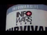 Who is Alex Jones really Infowars their Swiss Bank Octogon Knights Templars Rotary Freemason Logo