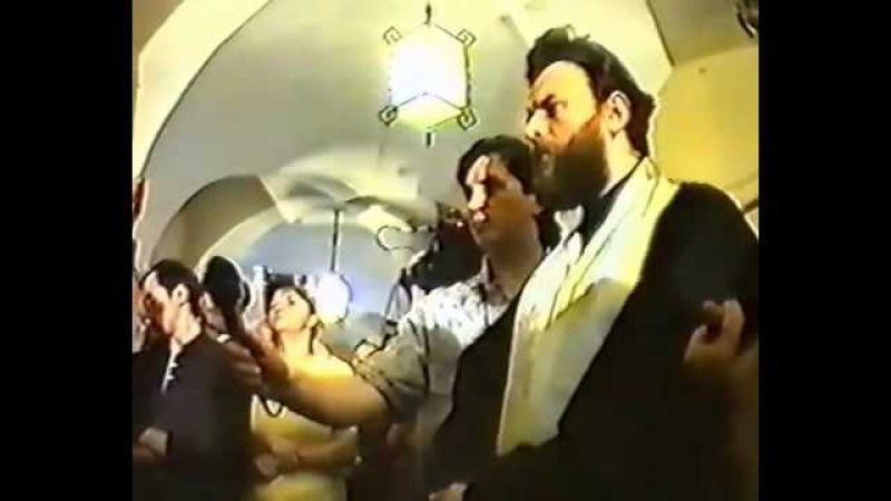 Архівне відео 27 07 1990 — відкриття виставки, присвяченої Митрополитові Андрею Шептицькому 1