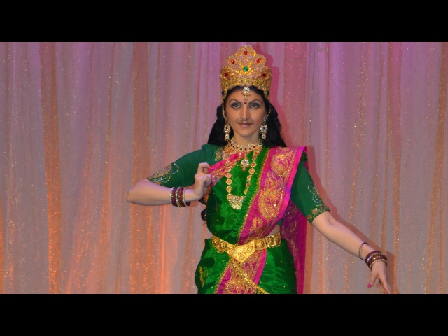 AshtaLakshmi, Indian Dance Group MAYURI, Petrozavodsk, Russia