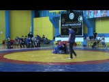 17 вес 77 кг Камилов Кутман
