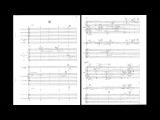 Giacinto Scelsi - Quattro Pezzi (w score) (for orchestra) (1959)