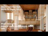 JS Bach Works for Organ, Vol.5 - Marie-Claire Alain - St Georgenkirche, R