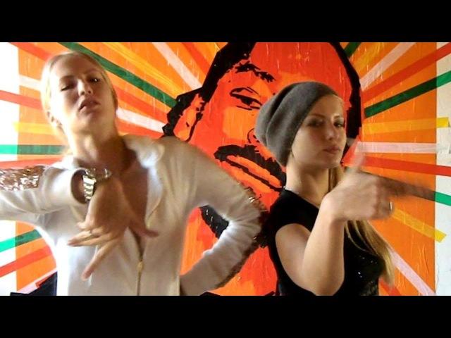 Tape art / Snoop Dogg / Sonya Bronya / speed painting
