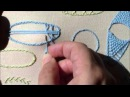 Puncte de dantelărie - Nervuri frunze