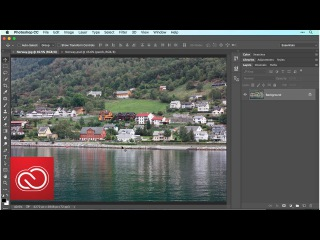 How to Edit a Photo in Photoshop (1/5) | Adobe Creative Cloud