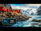 How to Edit your First Photo in Photoshop (4/5) | Adobe Creative Cloud
