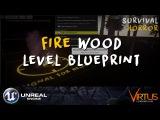Wood Fire Blueprint Script - #32 Creating A Survival Horror (Unreal Engine 4)