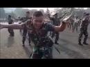 Солдат своим танцем взорвал интернет
