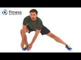Высокоинтенсивная тренировка в быстром темпе - Убывающая лестница боли - Тренировка ВИИТ. Fast Paced High Intensity Workout - Descending Ladder of Pain - HIIT Workout