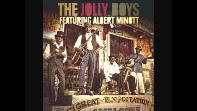 The Jolly Boys - Riders on the storm - track 7 - Great Expectations