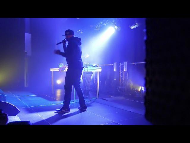 Apollo Brown Skyzoo live recorded concert Saint-p 2018 Erarta Russia Эрарта instrumental СПб