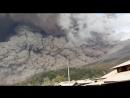 Извержение вулкана Синабунг Индонезия, 02 августа 2017