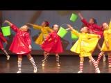 Обыкновенное чудо (ЦК Урал, 23.05.17). Ни капли дождя не боимся (группа 2Б, 5 лет)
