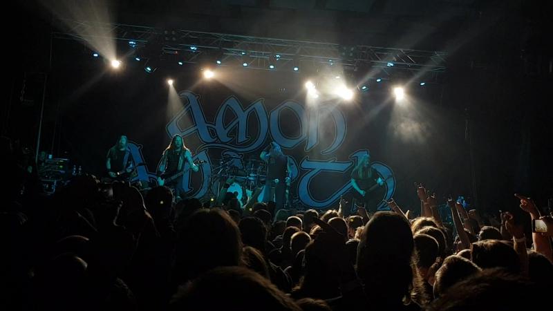 Amon Amarth - Live in Kiev(28.08.17) pt5