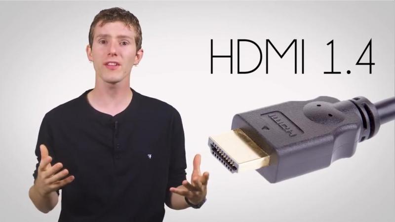 Всё про VGA, HDMI, DVI и Display Port