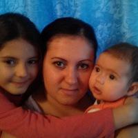 Анкета Настя Зоркальцева