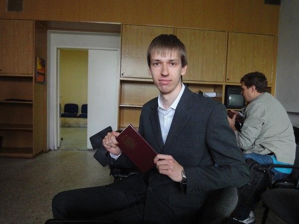 Евгений Бабыдов