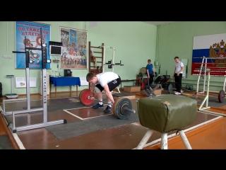 Степан Зимин-99 г/р-(проходка в рывке (90%)-135 кг)-соб. вес.-91.85.