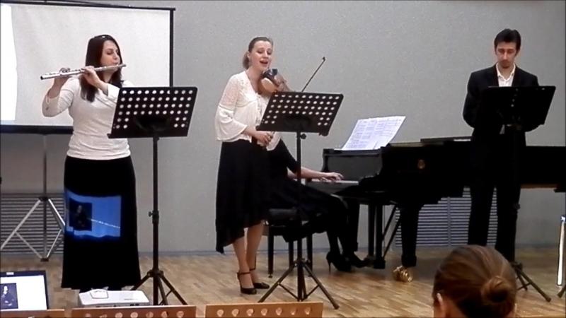 К. Монтеверди. Fugge il verno dei dolori (Scherzi Musicali 1607).