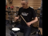 Flam Paradiddle & flam tap