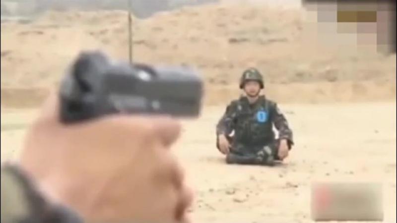 Вот что бывает, когда китайский спецназ узнает легенду о Вильгельме Телле