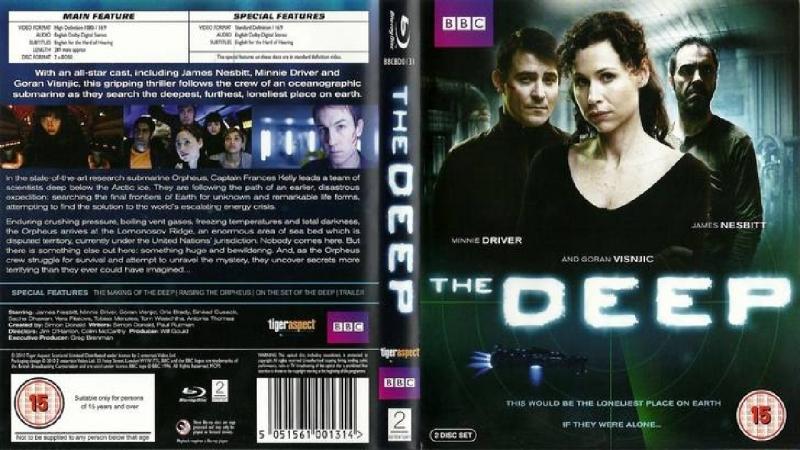 Бездна / The Deep (мини-сериал 1-3 серии) [2010]
