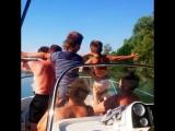 Прогулки по Скадарскому озеру 2017!